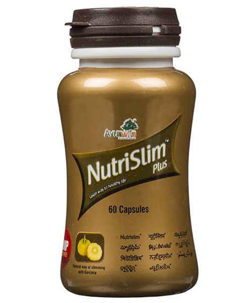 NUTRI SLIM PLUS 60S CAP