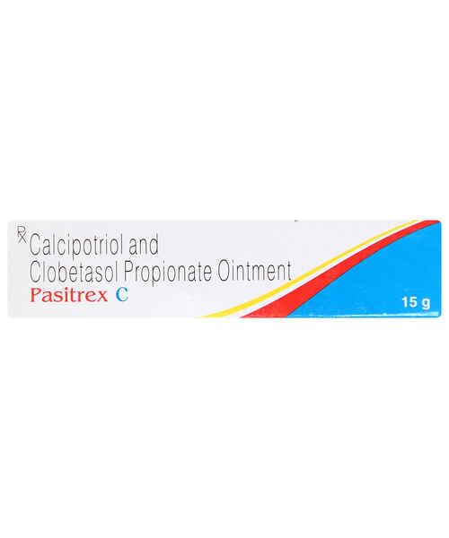 PASITREX C 15GM OINT