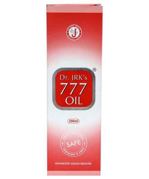 777 OIL 200ML