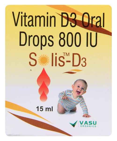 SOLIS D3 DROPS