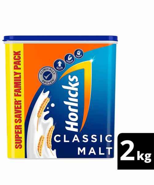 HORLICKS POWDER REFILL 2KG