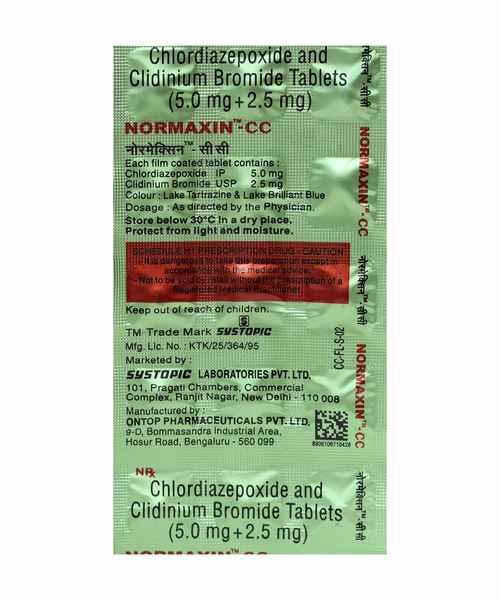 NORMAXIN CC TAB