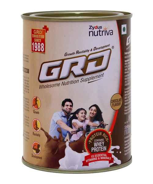 GRD CHOCOLATE 200GM POWDER