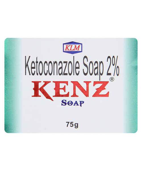KENZ 75GM SOAP