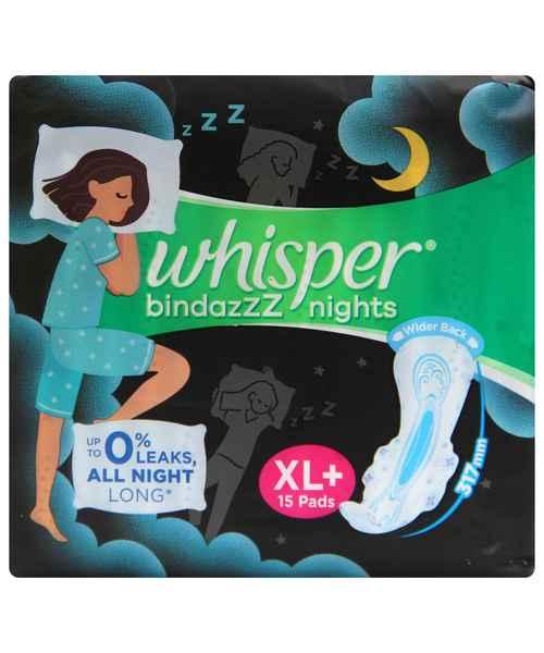 WHISPER ULTRA NIGHTS XL 15S WINGS