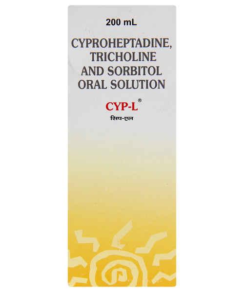 CYP L 200ML SYP