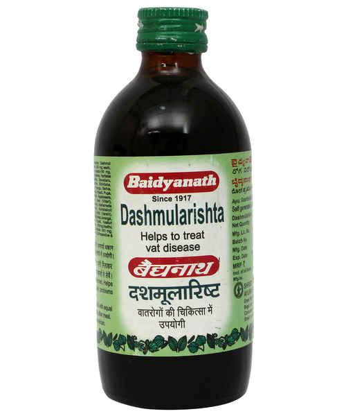 DASHMULARISHTA 220ML SYP