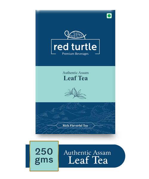 RED TURTLE TEA LONG LEAF 250GM POWDER