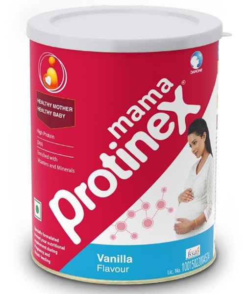 MAMA PROTINEX VANILLA POWDER 250GM