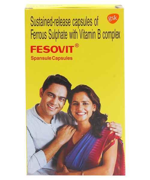 FESOVIT SPANSULE CAPSULE