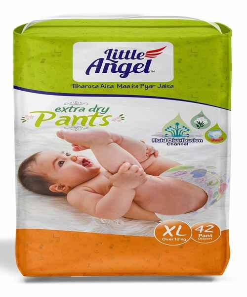 LITTLE ANGEL BABY PULL UPS XL 42S