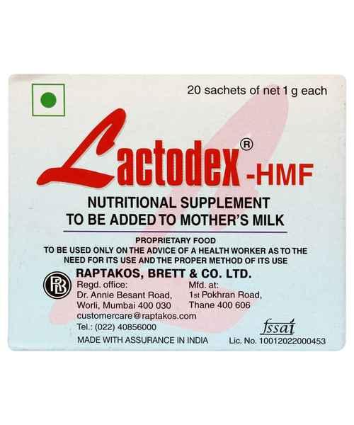 LACTODEX HMF SACHET 1GM