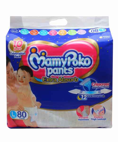 MAMY POKO PANTS L 80S