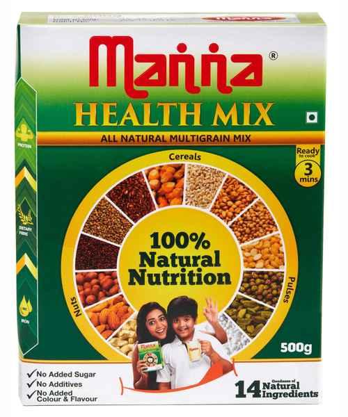 MANNA HEALTH MIX POWDER 500GM