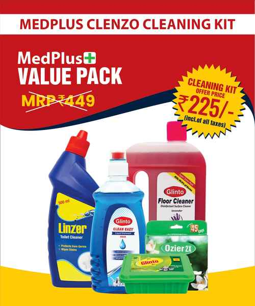 MEDPLUS CLENZO CLEANING KIT