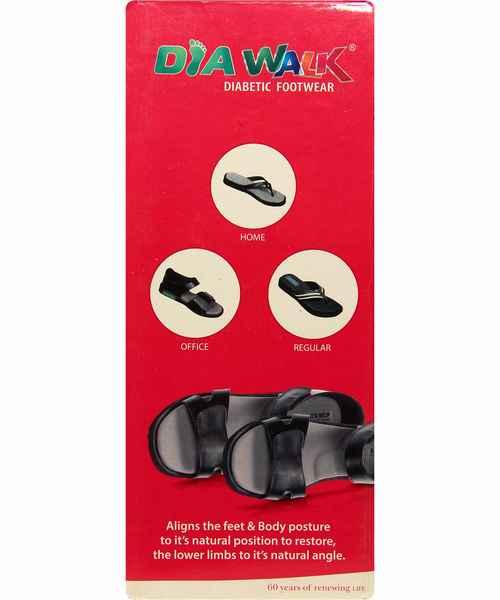 DIAWALK DIABETIC LADIES FOOT WEAR 225 SIZE 9