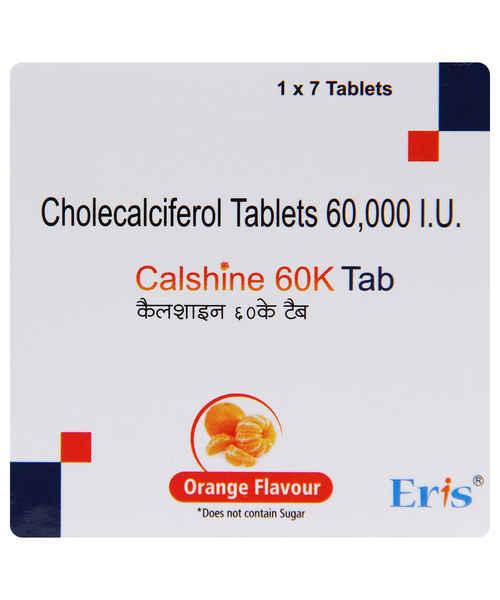 CALSHINE 60K TAB
