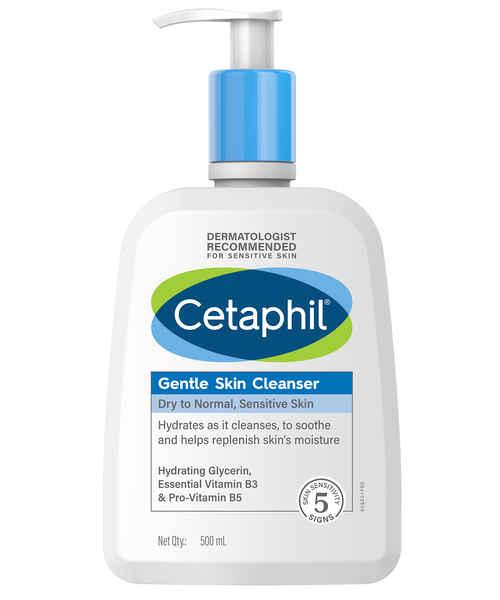 CETAPHIL GENTLE SKIN CLEANSER 500ML LOTION