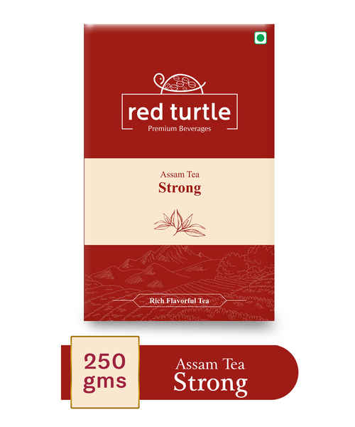 RED TURTLE TEA STRONG 250GM POWDER