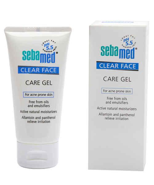 SEBAMED CLEAR FACE CARE 50ML GEL