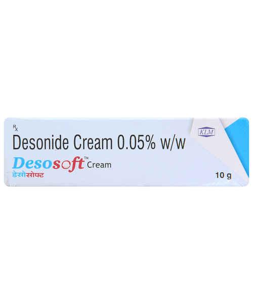 DESOSOFT 10GM CREAM