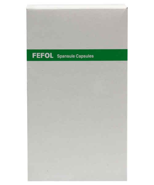 FEFOL SPANSULE CAPSULE