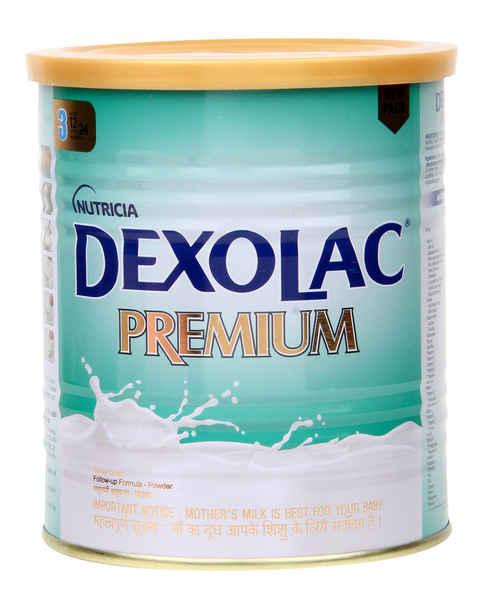 DEXOLAC PREMIUM NO 3 400GM TIN