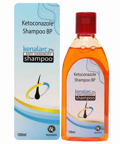 KENALARC 2% 100ML SHAMPOO