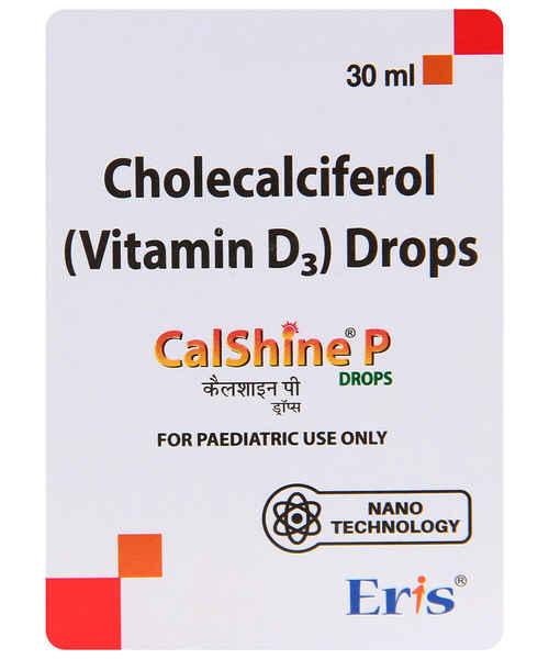 CALSHINE P 30ML DROPS
