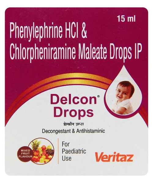 DELCON 15ML DROPS