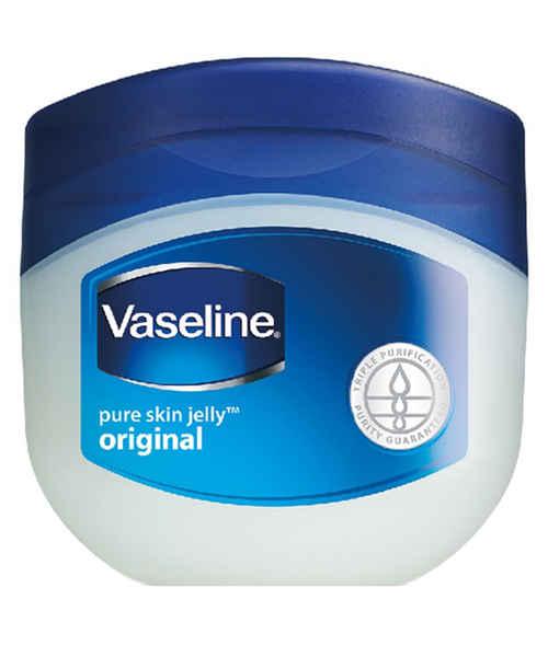 VASELINE WHITE PETROLEUM JELLY CREAM 20 grms