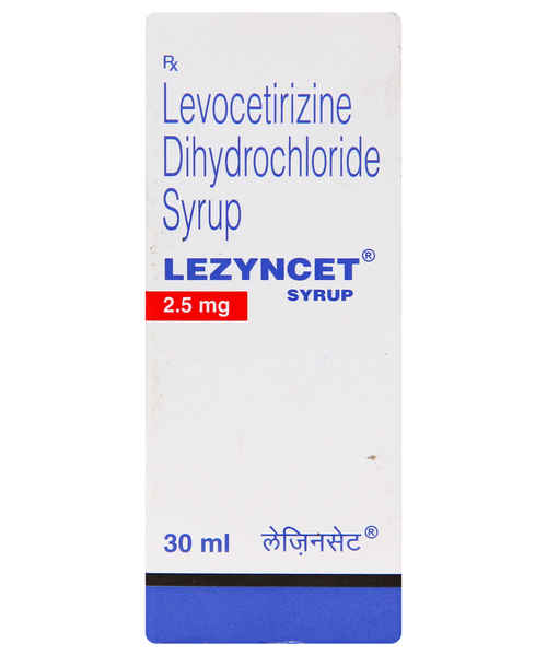 LEZYNCET 30ML SYP
