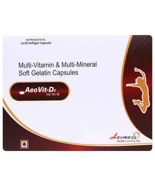 AEOVIT D3 CAP