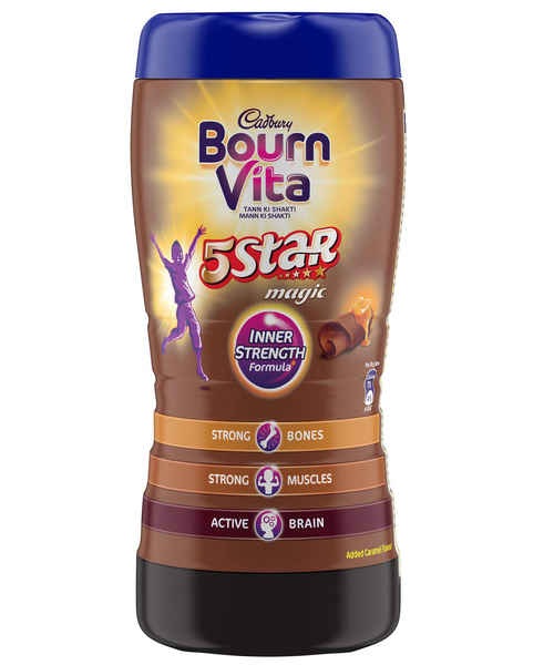 BOURNVITA 5 STAR MAGIC 500GM