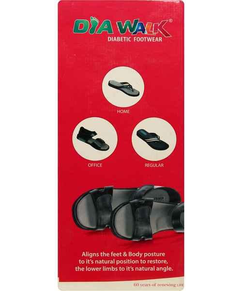 DIAWALK DIABETIC LADIES FOOT WEAR 0234 SIZE 9
