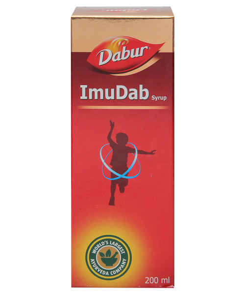 DABUR IMUDAB SYRUP 200ML