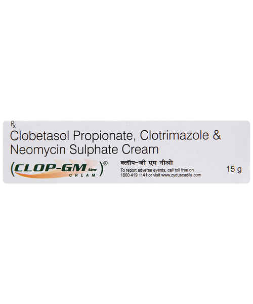 CLOP GM NEO 15GM CREAM