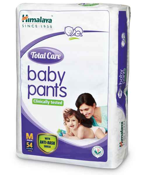 HIMALAYA TOTAL CARE BABY PANTS M 54S