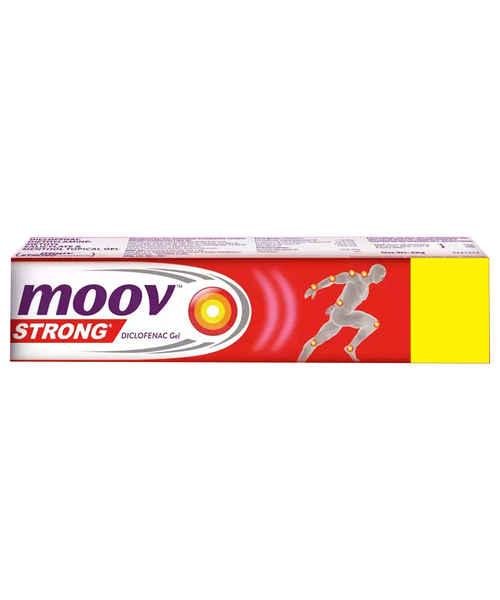 MOOV STRONG GEL 30GM PROMO (DETTOL ANTISEPTIC LIQUID 60ML FREE)