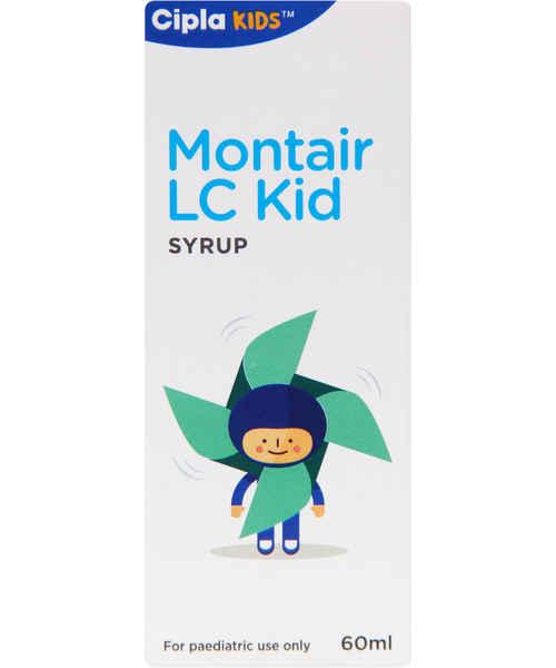 MONTAIR LC KID 60ML SYP
