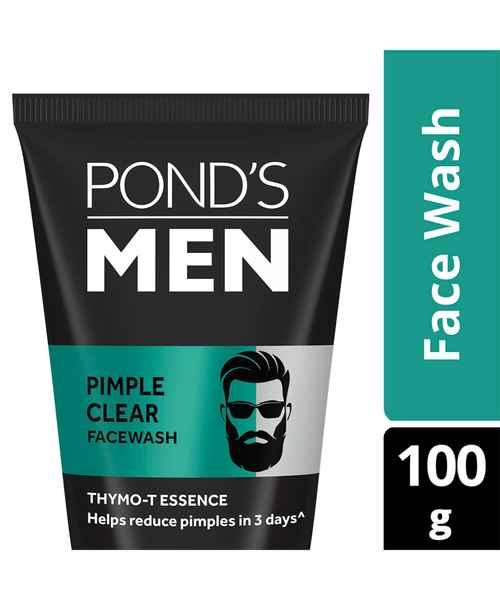 PONDS MEN OIL CONTROL FACE WASH 100GM