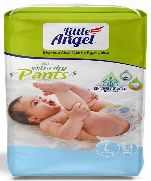 LITTLE ANGEL BABY PULL UPS L 64S