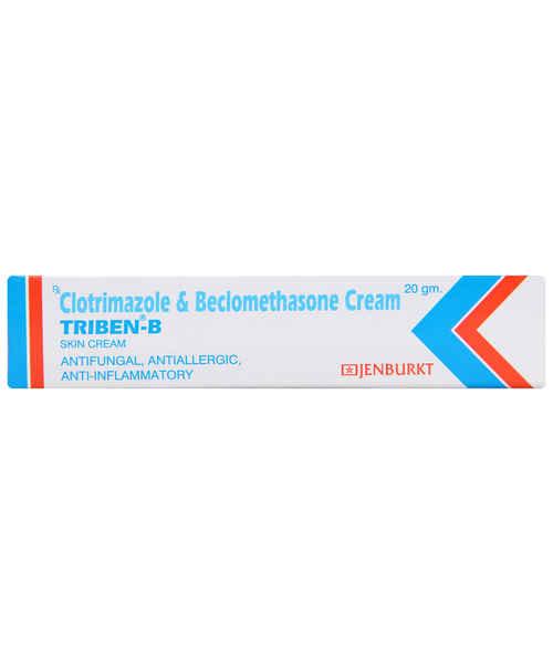 TRIBEN-B 20GM CREAM