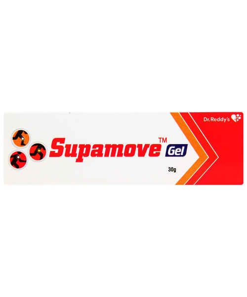 SUPAMOVE 30GM GEL