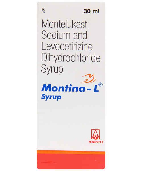 MONTINA L 30ML SYP