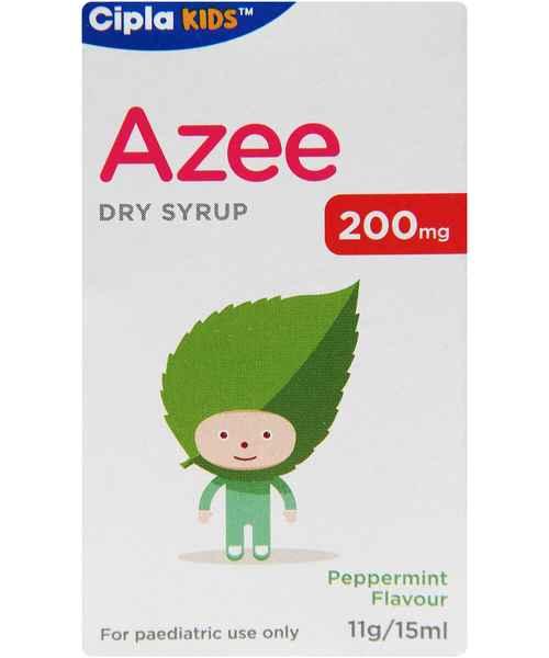 AZEE 200MG 15ML SYP