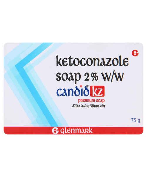 CANDID KZ 75GM SOAP