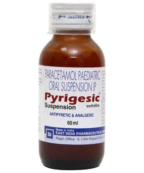 PYRIGESIC 60ML SYP