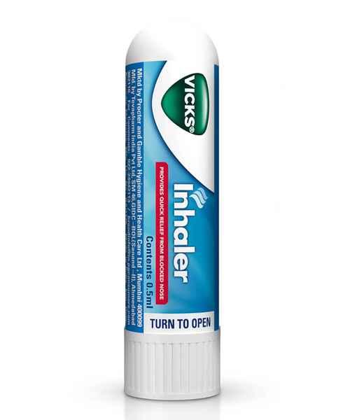 VICKS INHALER 0.5 ml