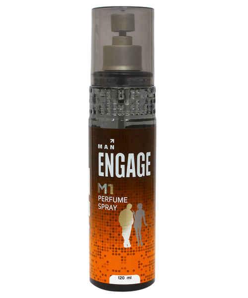 ENGAGE M1 PERFUME SPRAY FOR MEN 120ML